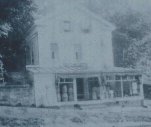 Woods Store 1920s