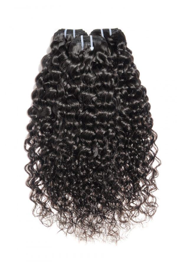 Hunni B Natural Deep Curly Bundles