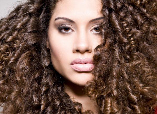 Hunni B Natural Curly Lace Unit