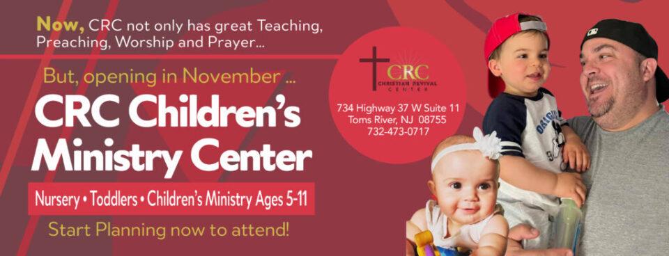 Children's Ministry Center