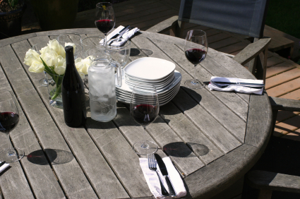 Hosting a dinner party without the stress