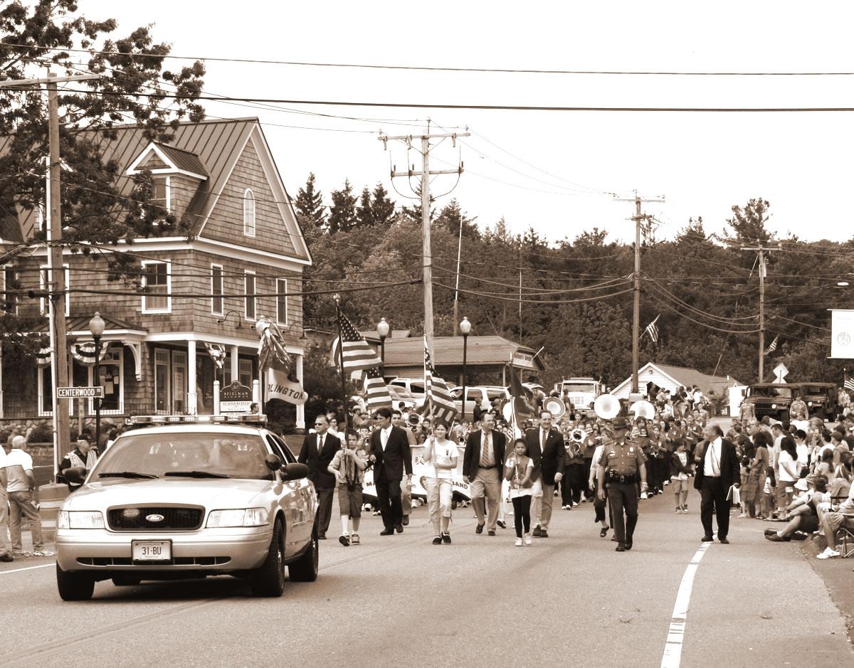 A Main Street Memorial Day Parade
