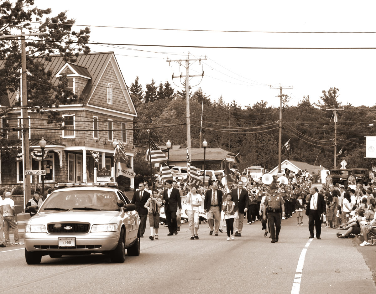 A Main Street Memorial Day Parade