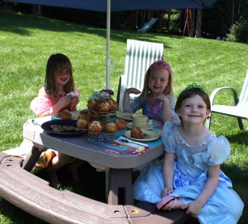summer tea party