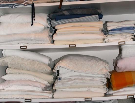 The Linen Closet Challenge