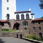 The Castle on Talcott Mountain