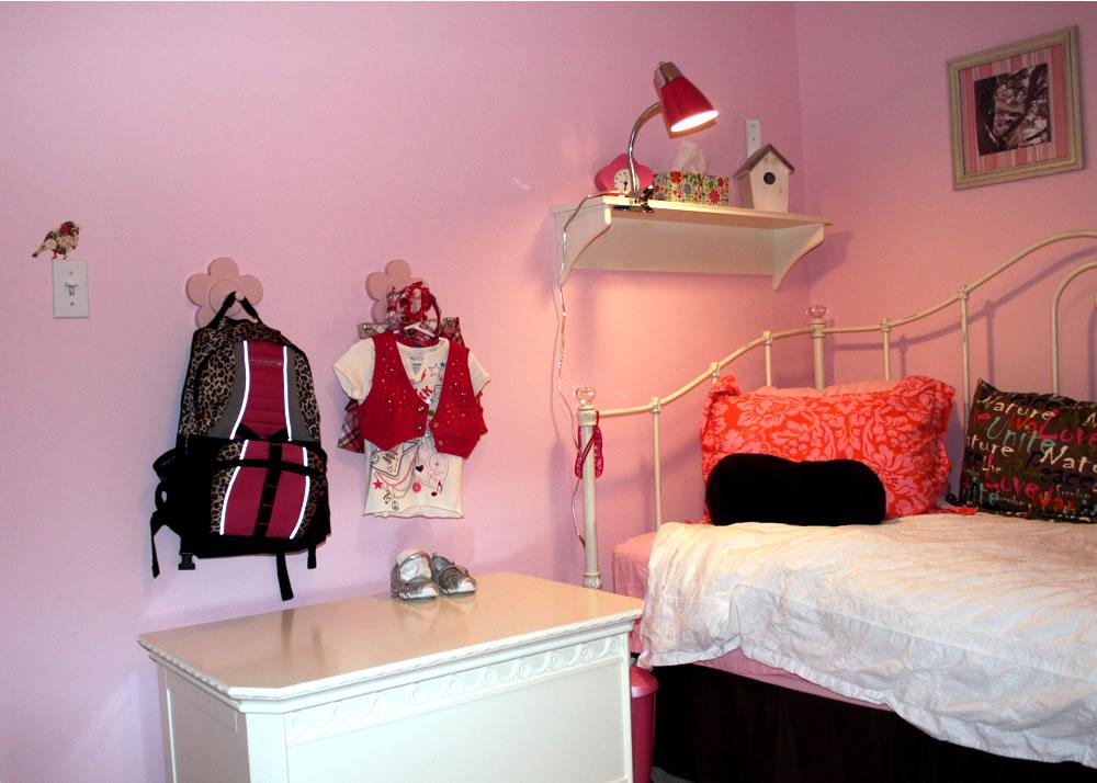 Hooking Up Kids Rooms For School