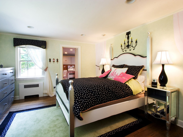 Designing Trendy Tween  Rooms for Girls