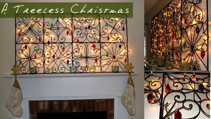 A Tree-less Christmas