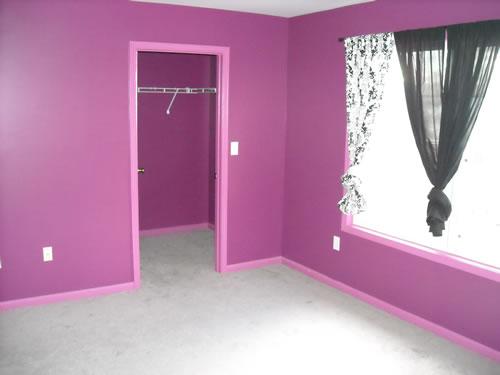 Barney Purple Room