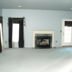Family Room Move-in Makeover