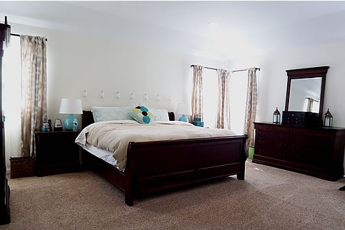 Master Bedroom Move-In Makeover