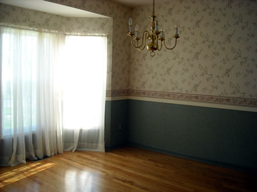 A Dining Room Move-in Makeover