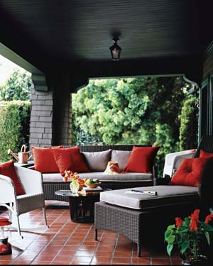 porch design from real simple