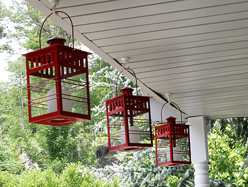 porch lanterns