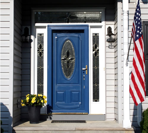 Picking the Right Front Door Color: Before and After Case Studies