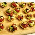 Tuna Bites Appetizer