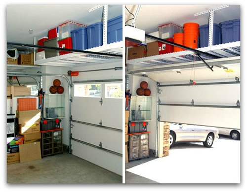 The Makings of a Dream Garage