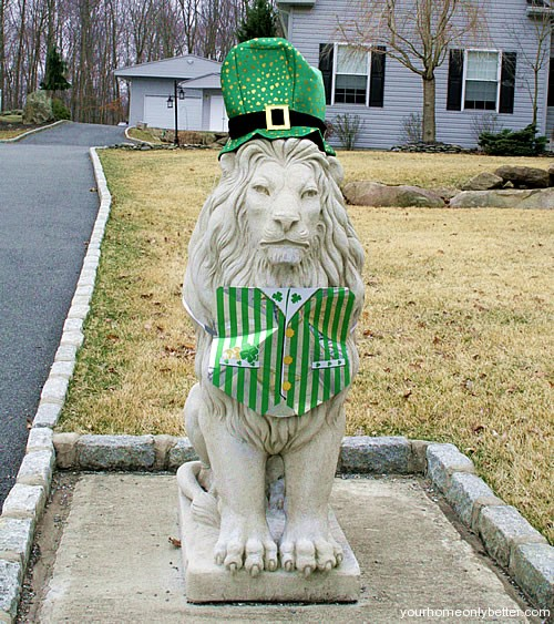 Have a Roarin' St. Patty's Day!
