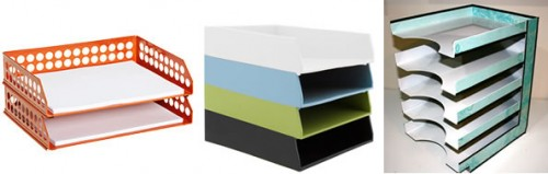 in box trays