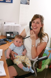 zutano baby at work program