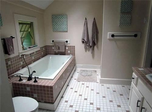 The Huge Impact of a Simple Bathroom Fixture Update