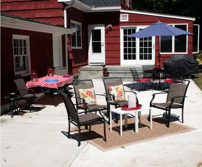 patio accessories