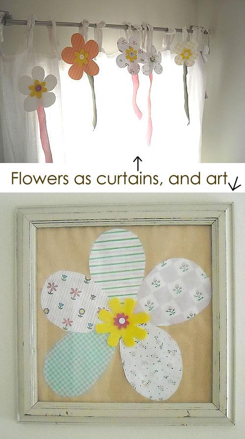 flowerframeandcurtain