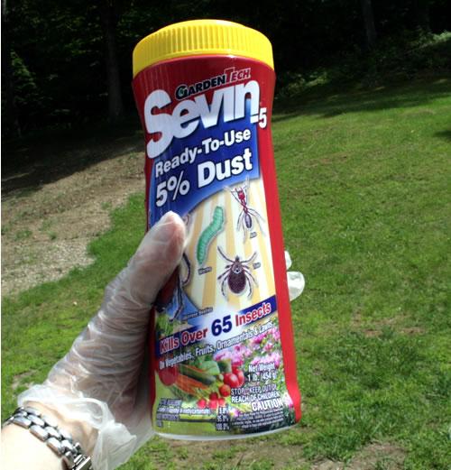 sevin 5% dust