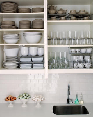 5 Small Kitchen Storage Ideas to Curb Clutter