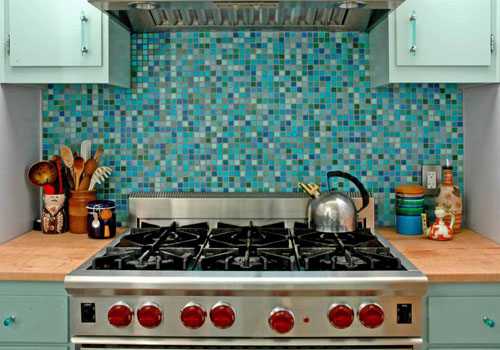 Design mosaic tile