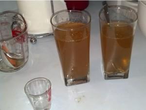 spicy lemonade excavation