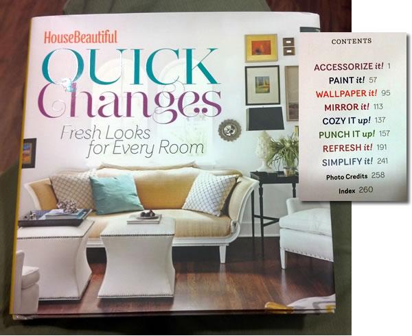 House Beautiful Book