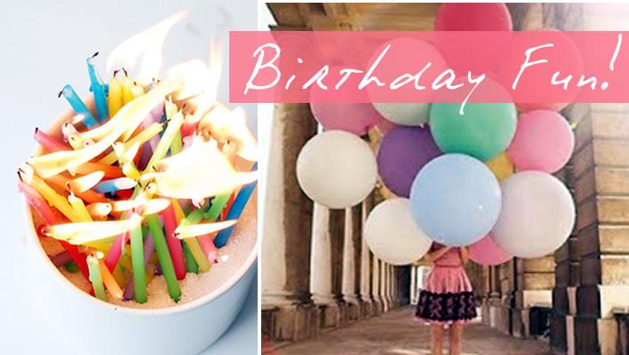 Birthday Fun! The Big One!