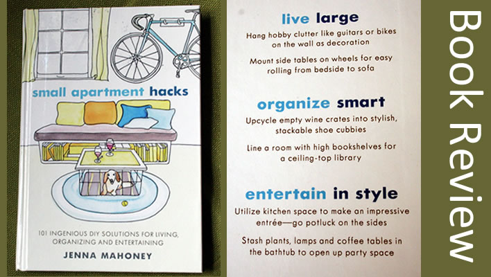 Review: Small Apartment Hacks
