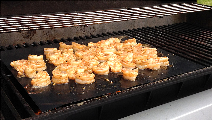 A Tidy Way to Grill