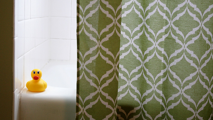 How to Fake a Bathroom Renovation