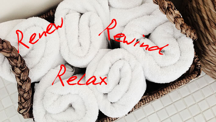 4 Ways to Relax, Unwind and Renew