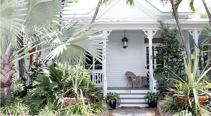 Key West Curb Appeal