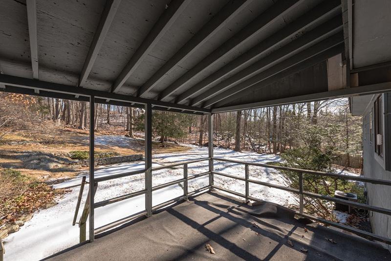 screened porch fixer upper