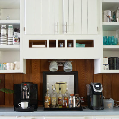 DIY Barista Coffee Bar