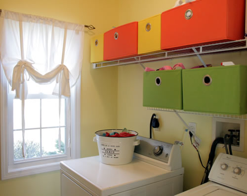Real-Life Laundry Rooms That Work