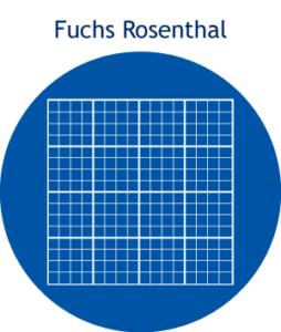 Câmara de contagem - Fuchs Rosenthal
