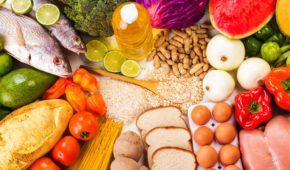 analise de alimentos