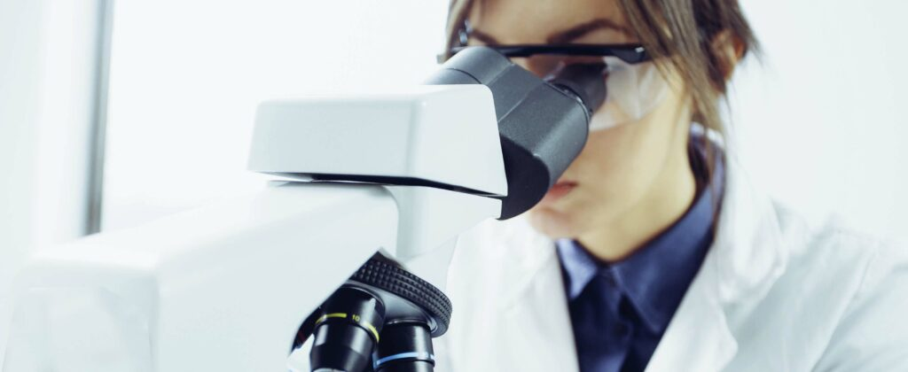 Microscopia história