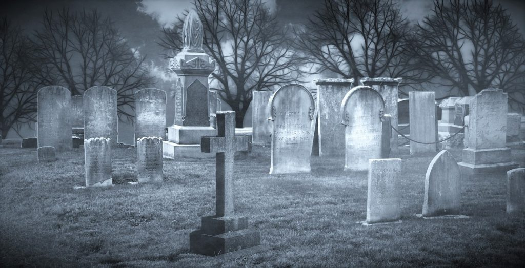 One of the two things in life, we can't escape - death! What does happen to a person when they die?