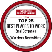 TOP 25 BEST PLACES TO WORK Small Companies