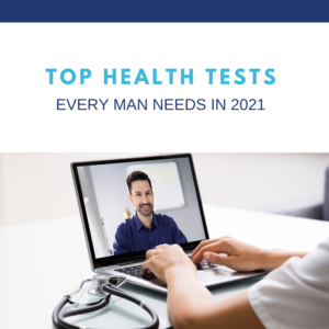 TOP health tests every man needs in 2021   Gapin institute