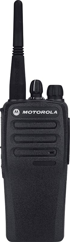 MOTOTRBO Comm Tier Portable-stubby-antenna-front