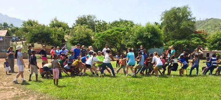 Field Day - Tug-of-War!